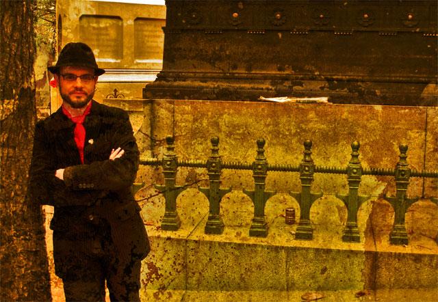 Javier Joven expone en París y Nantes