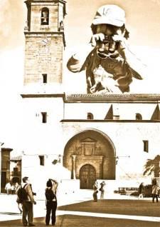 """""""Los misteriosos sucesos acaecidos en Farasdués"""", collage digital, 29x21 cm"""