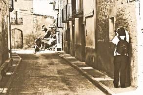 """""""Los misteriosos sucesos acaecidos en Farasdués"""", collage digital, 26x40 cm"""