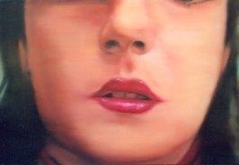 """""""Olga"""", óleo/lienzo, 162x130 cm"""