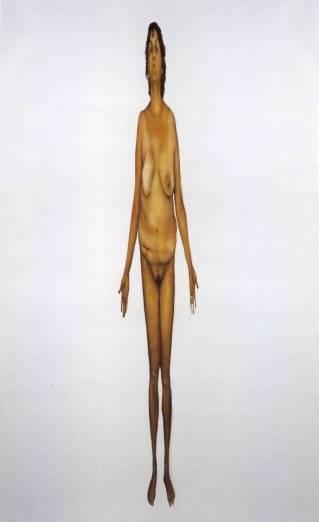 """""""Eccehomo"""", óleo/lienzo, 182x117 cm"""