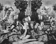 """Mancha seis"", collage digital, 36x46 cm"