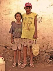 """Maria e hijo"", fotografía, 40x30 cm"