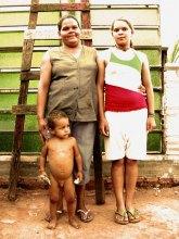 """""""Patro, Mikel y Zulma"""", fotografía, 40x30 cm"""